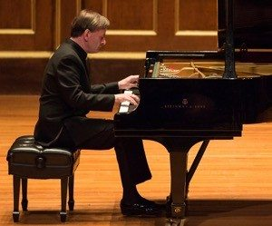 Stephen Hough / photograph by Robert Torres