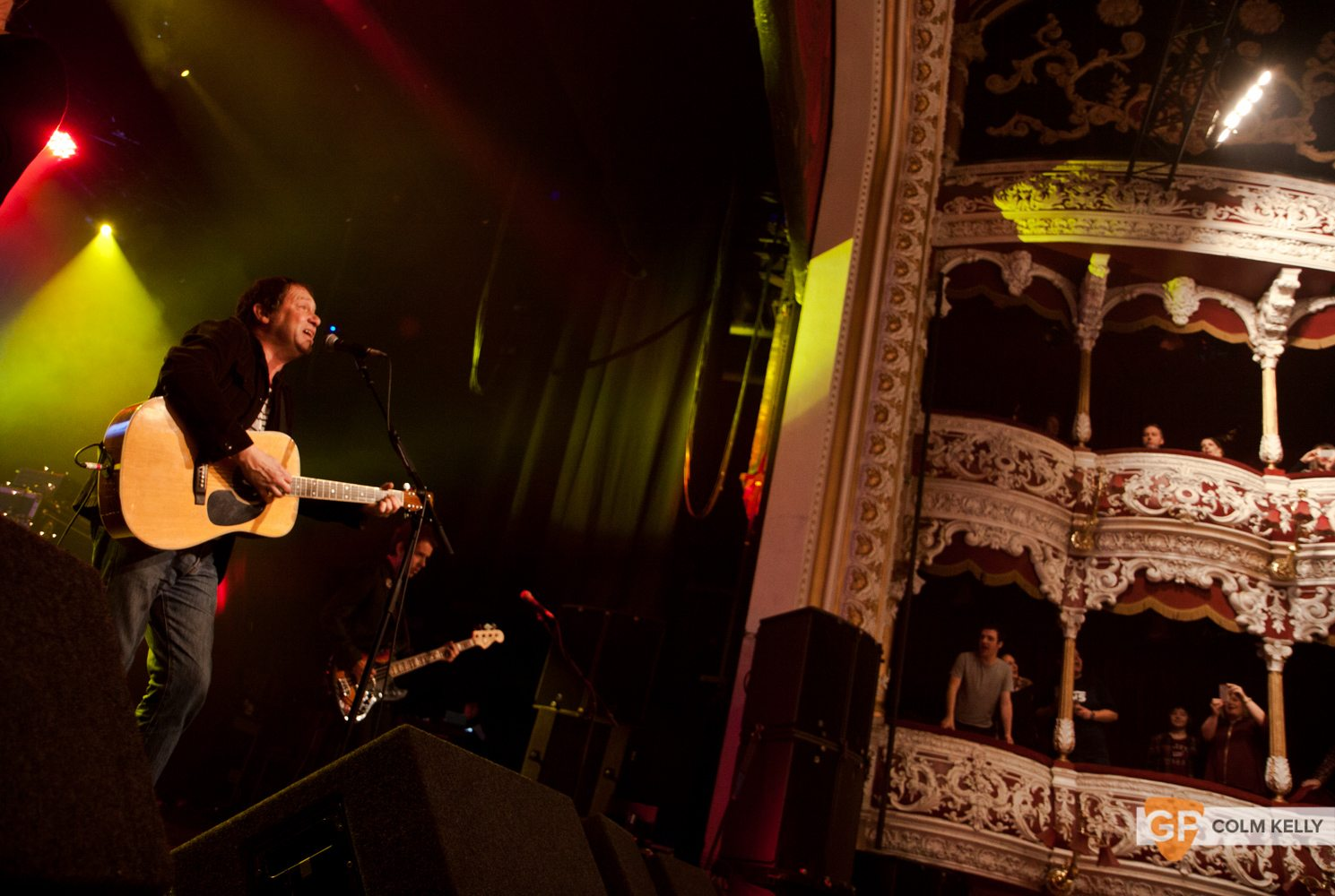 Ocean Colour Scene at The Olympia Theatre Dublin by Colm Kelly