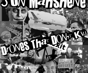 Sun Mahshene – Drones That Don't Kill EP