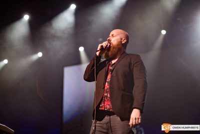 A Night in the Key of 8 at The Olympia Theatre by Owen Humphreys (6 of 36)