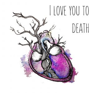 Disconcerting P – I Love You To Death