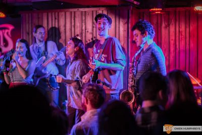 GoldenPlec's JAMboree at Whelan's. Photo by Owen Humphreys (11 of 28)