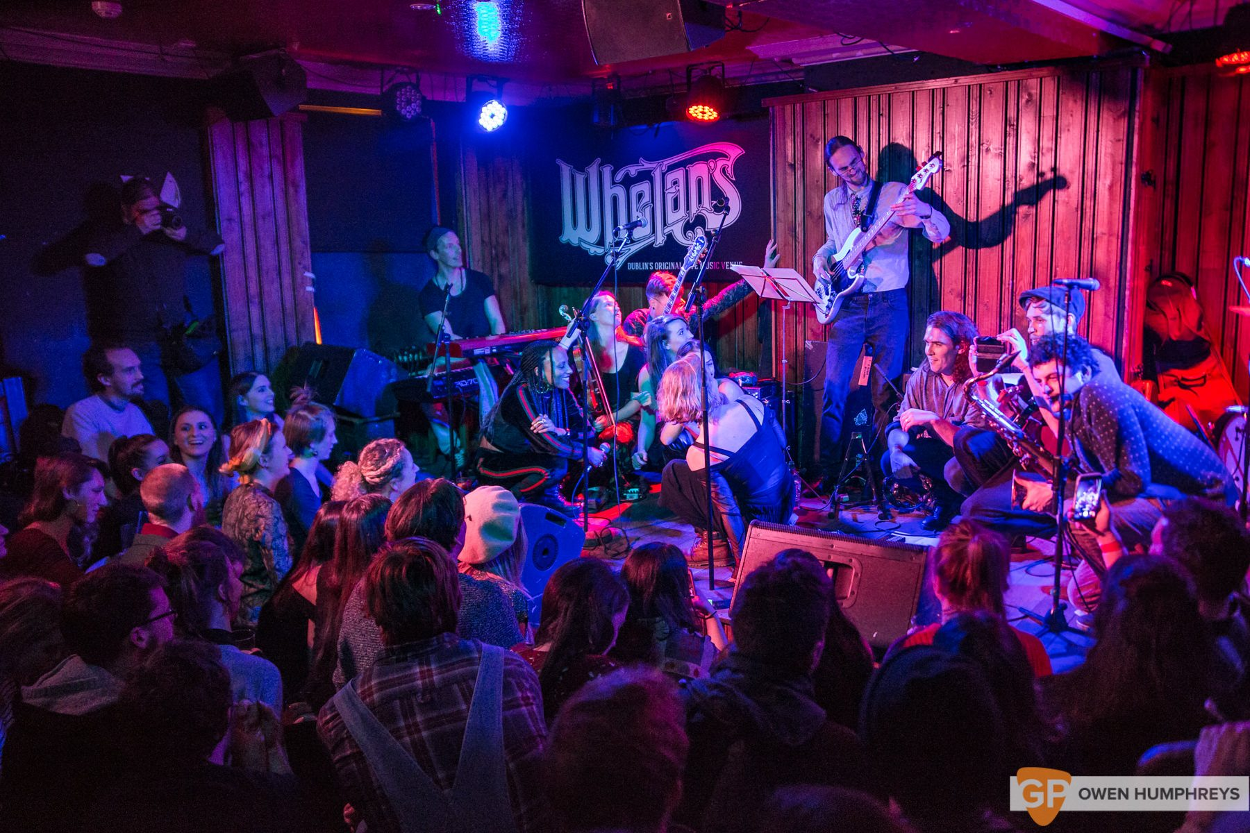 GoldenPlec's JAMboree at Whelan's. Photo by Owen Humphreys (28 of 28)