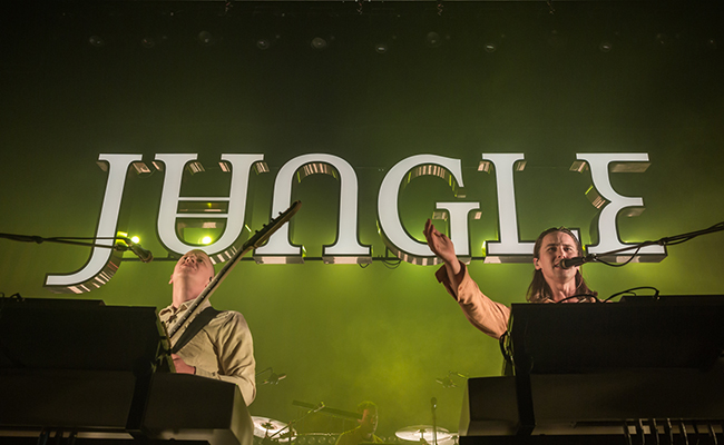 Photo of Jungle at The Olympia Theatre