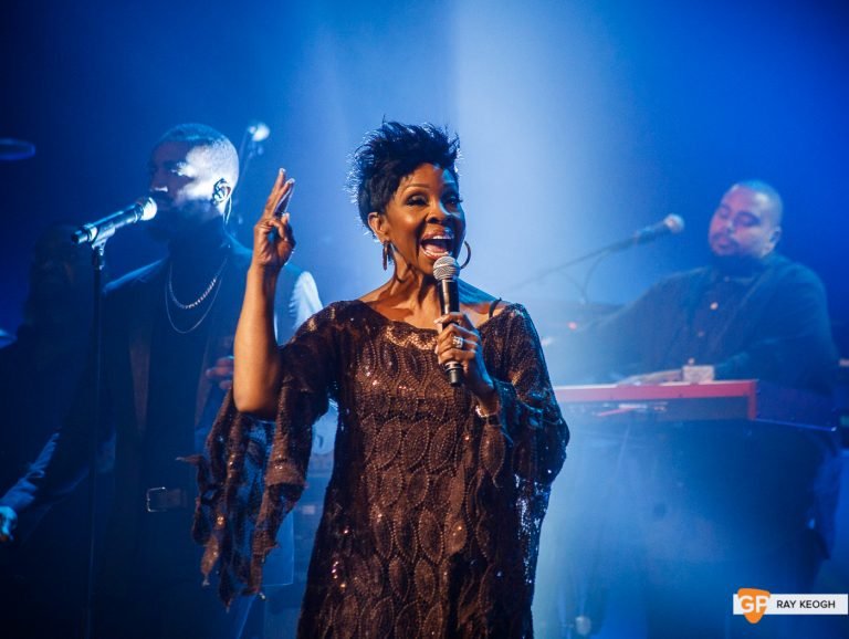 Photo of Gladys Knight – The Olympia Theatre