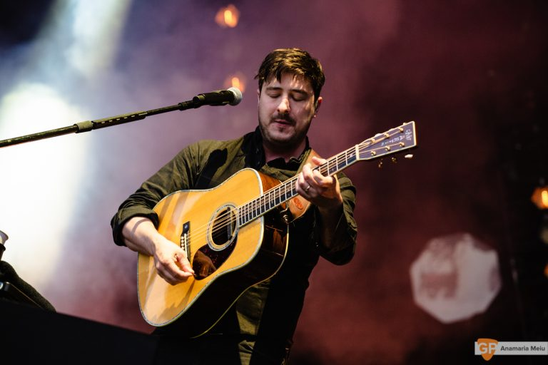 Photo of Mumford and Sons at Malahide Castle
