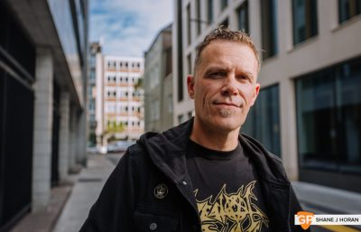 Richie LeFaux, The Metal Cell Podcast, 15-6-19 Shane J Horan