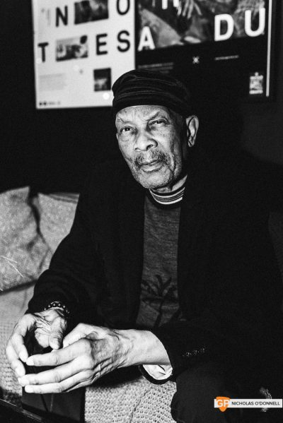 Roy Ayers peforming in The Sugar Club, Dublin. Photographs by Nicholas O'Donnell. (1 of 15)