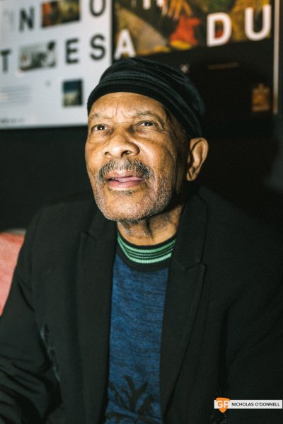 Roy Ayers peforming in The Sugar Club, Dublin. Photographs by Nicholas O'Donnell. (3 of 15)