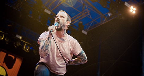 Photo of Idles at Iveagh Gardens