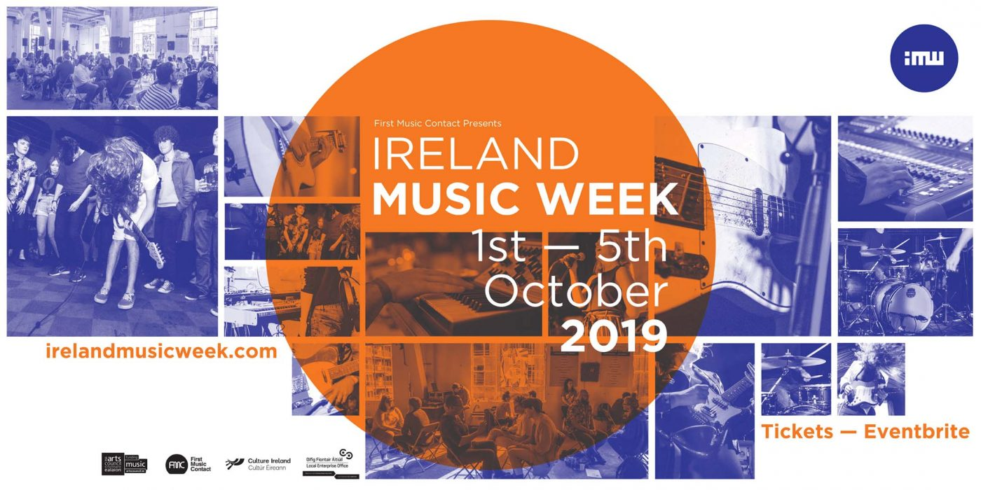 Ireland Music Week announces second round of industry