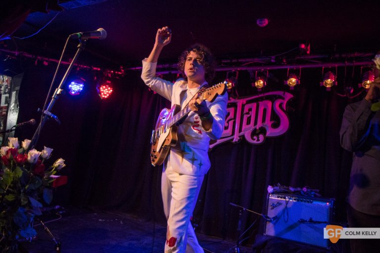 Photo of Kevin Morby at Whelan's