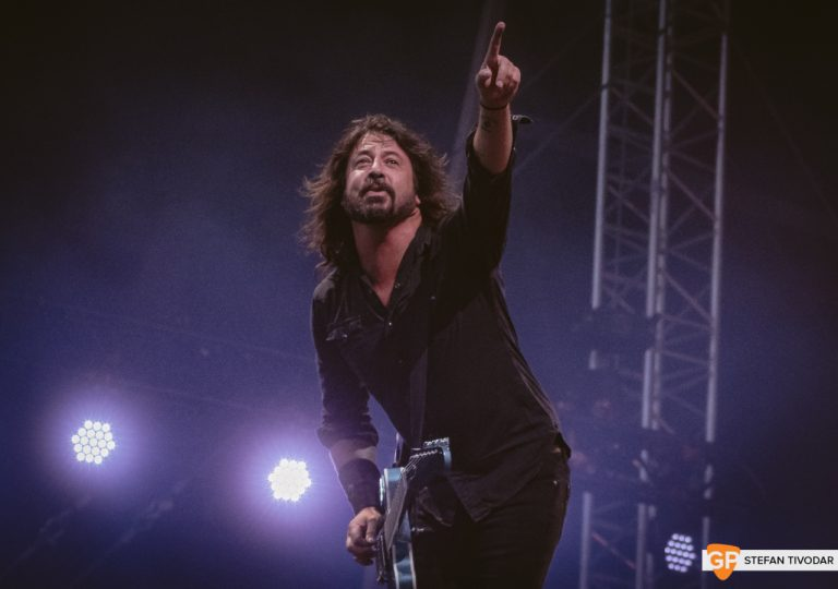 Photo of Foo Fighters at RDS Arena