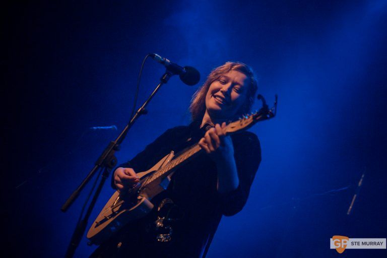 Photo of Julia Jacklin at The Button Factory