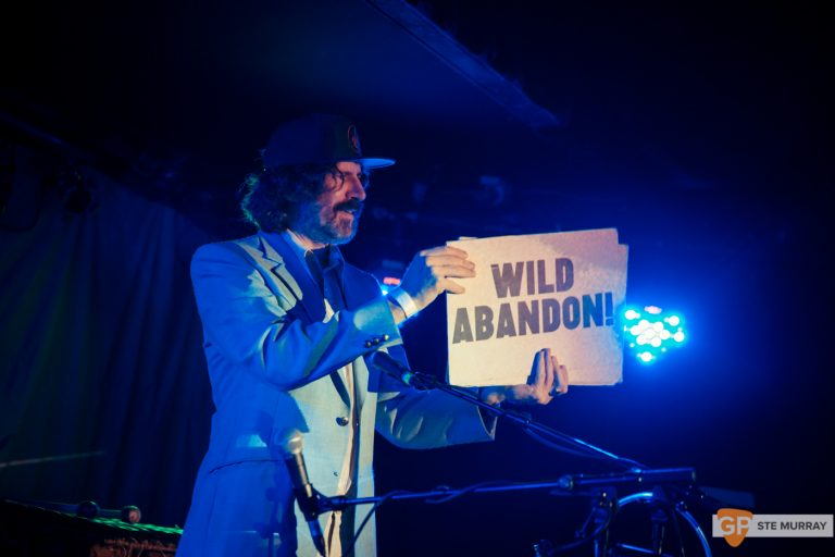 Photo of Gruff Rhys At Whelan's, Dublin