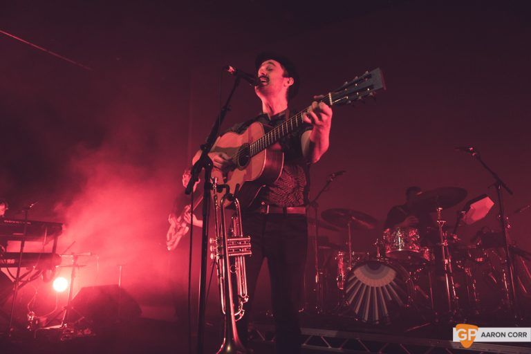 Photo of Villagers at Vicar Street, Dublin