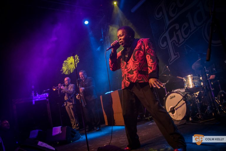 Photo of Lee Fields & The Expressions at The Button Factory, Dublin